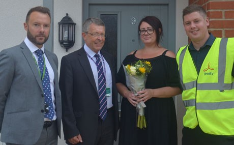 Leap Cross  – Local Families have moved in